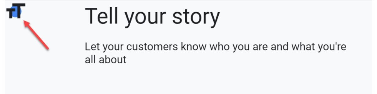 Telling your story on Google
