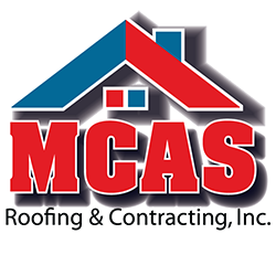 MCAS Roofing & Contracting logo